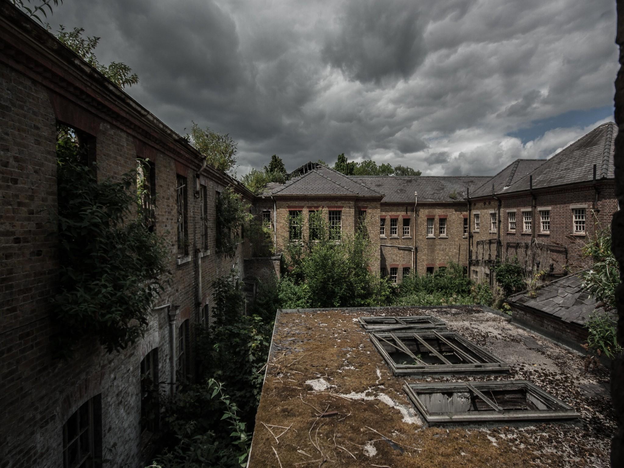 Cane Hill Asylum Coulsdon Whatevers Left