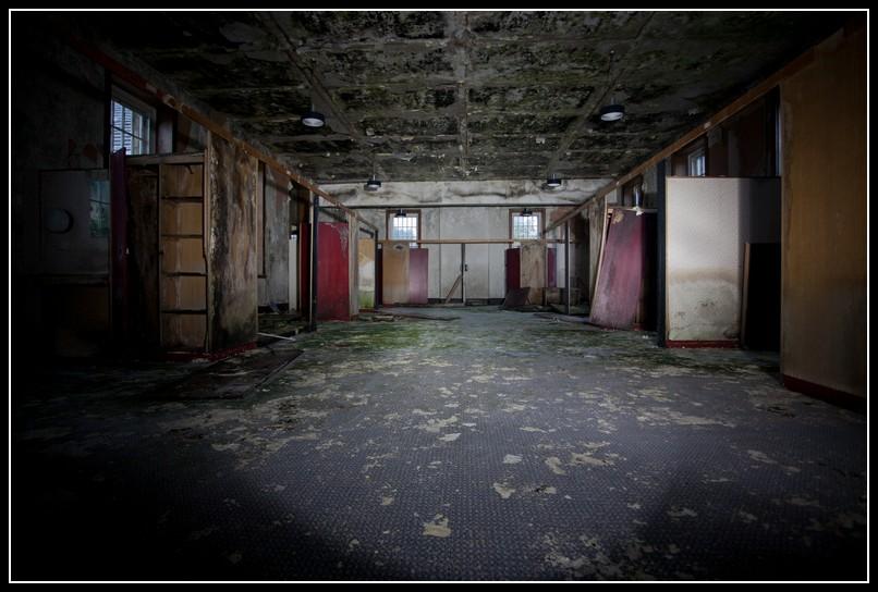 Mid Wales Hospital Talgarth Whatevers Left