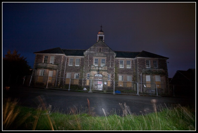 Mid Wales Hospital Talgarth Whatevers Left