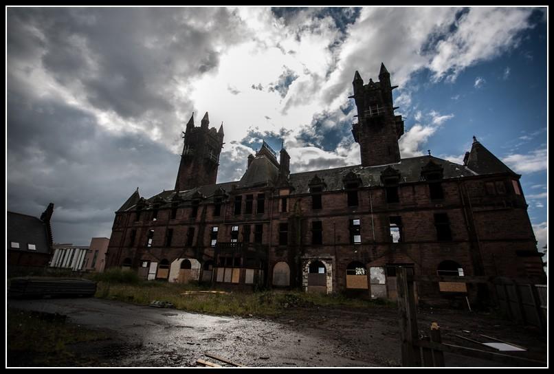 Gartloch Hospital Lanarkshire Whatevers Left