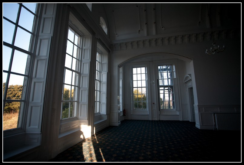 Kinmel Hall Conwy Whatevers Left