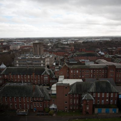 Derby Royal Infirmary