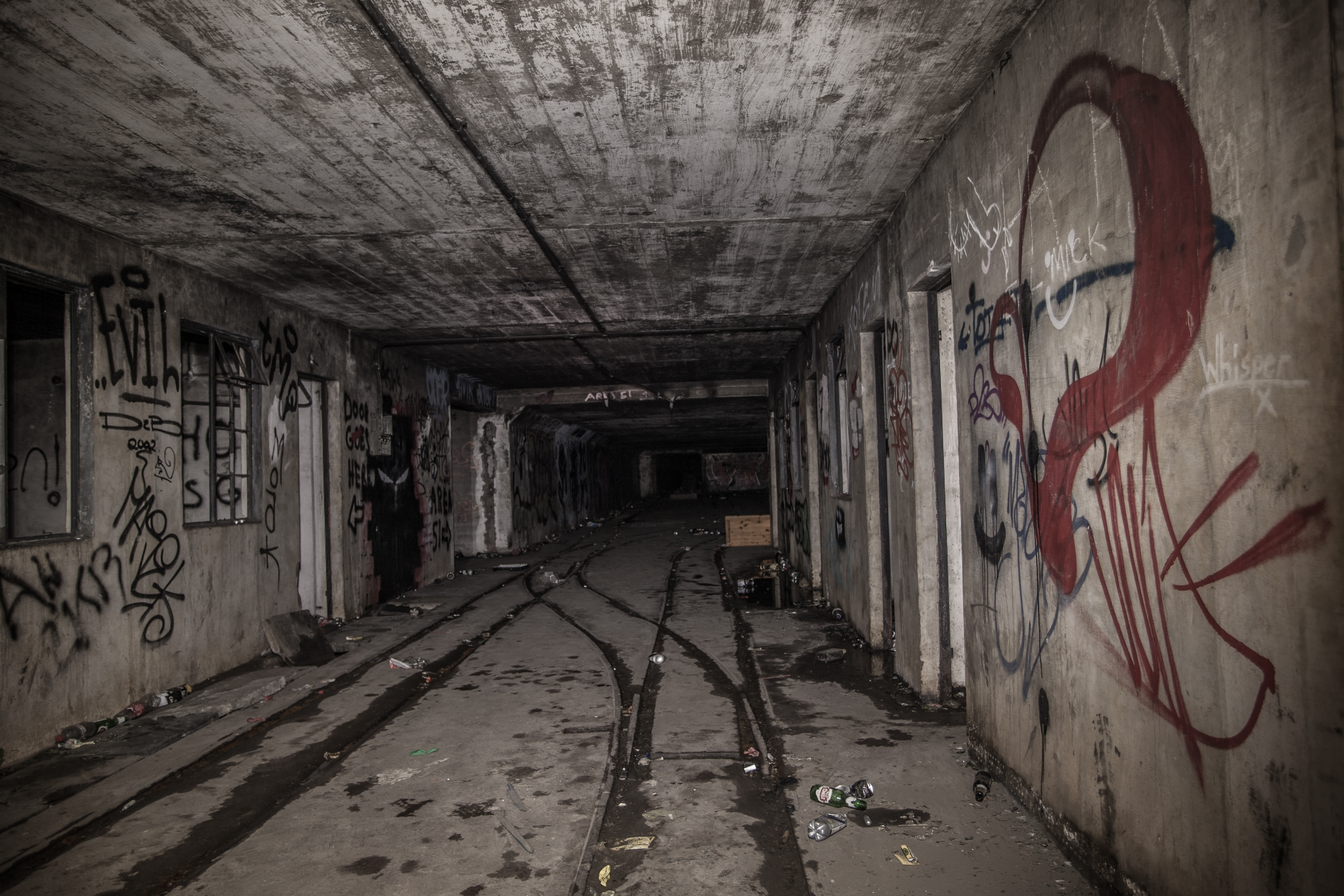 how to detect underground tunnels