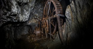 Ystrad Einion Copper Mine