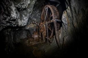 Ystrad Einion Copper Mine